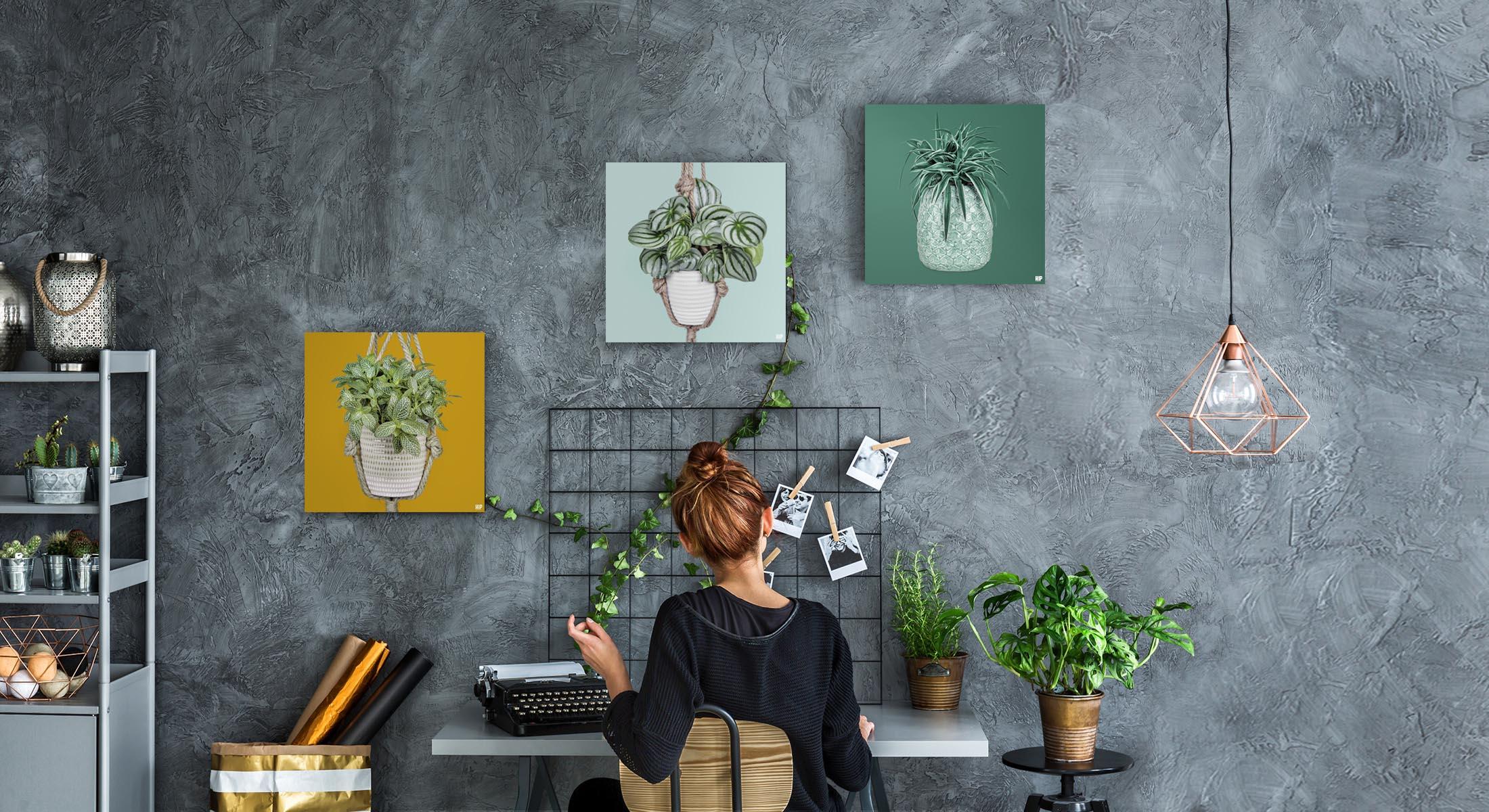 Tips om je muren makkelijk te stylen met wanddecoraties hip orgnl