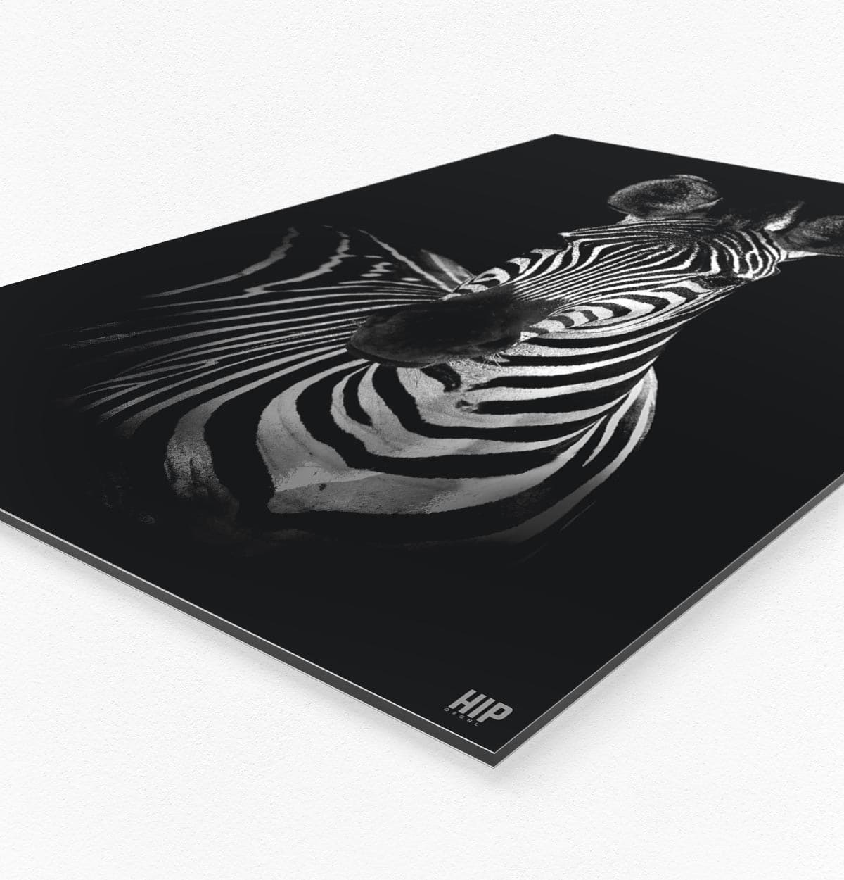 Wanddecoratie Schilderij Zebra