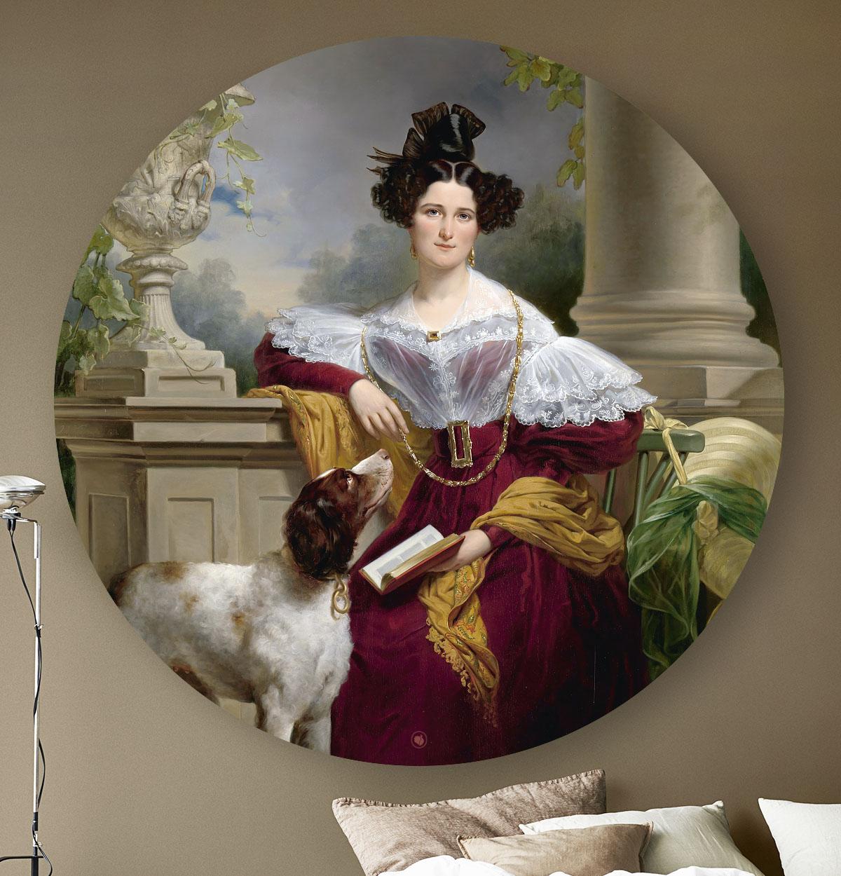 HIP ORGNL Portret van Alida Christina Assink Front