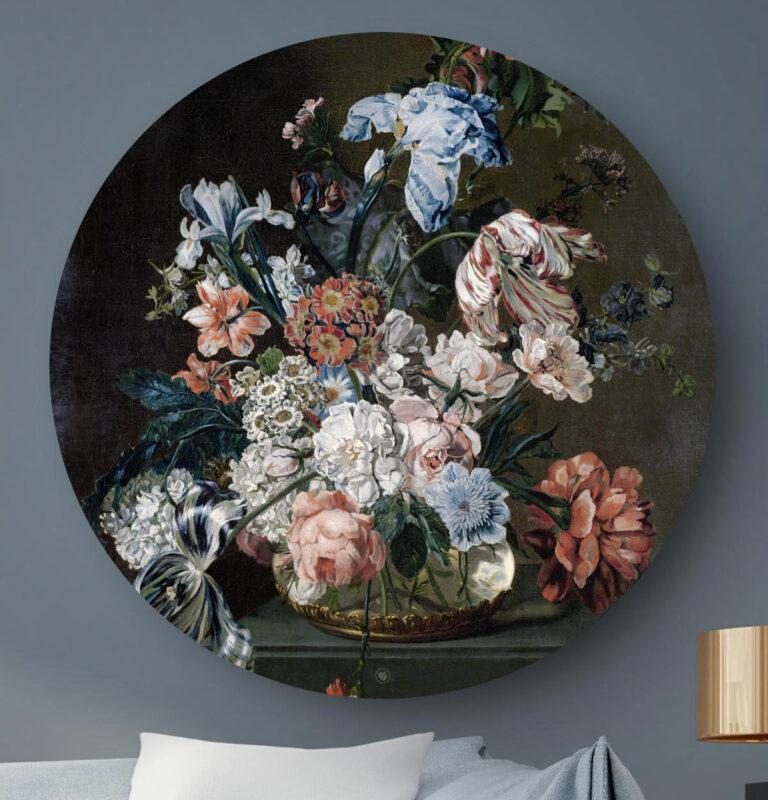 HIP ORGNL Stilleven met bloemen Van der Mijn