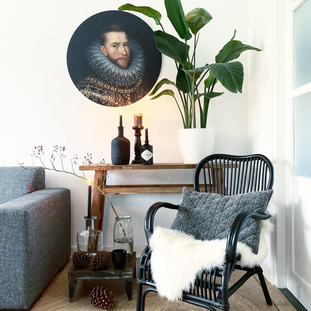 HIP ORGNL sfeer portret van Albrecht van Oostenrijk