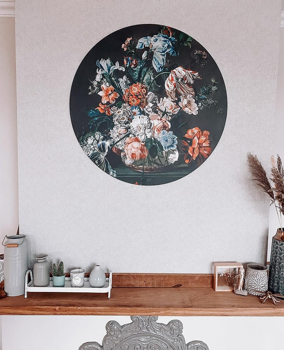 HIP ORGNL sfeer bloemstilleven oude meester