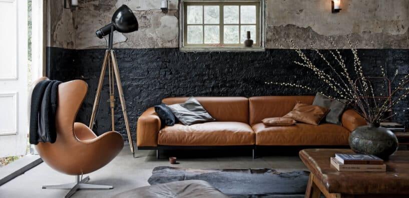 Woonstijl Single Living Room