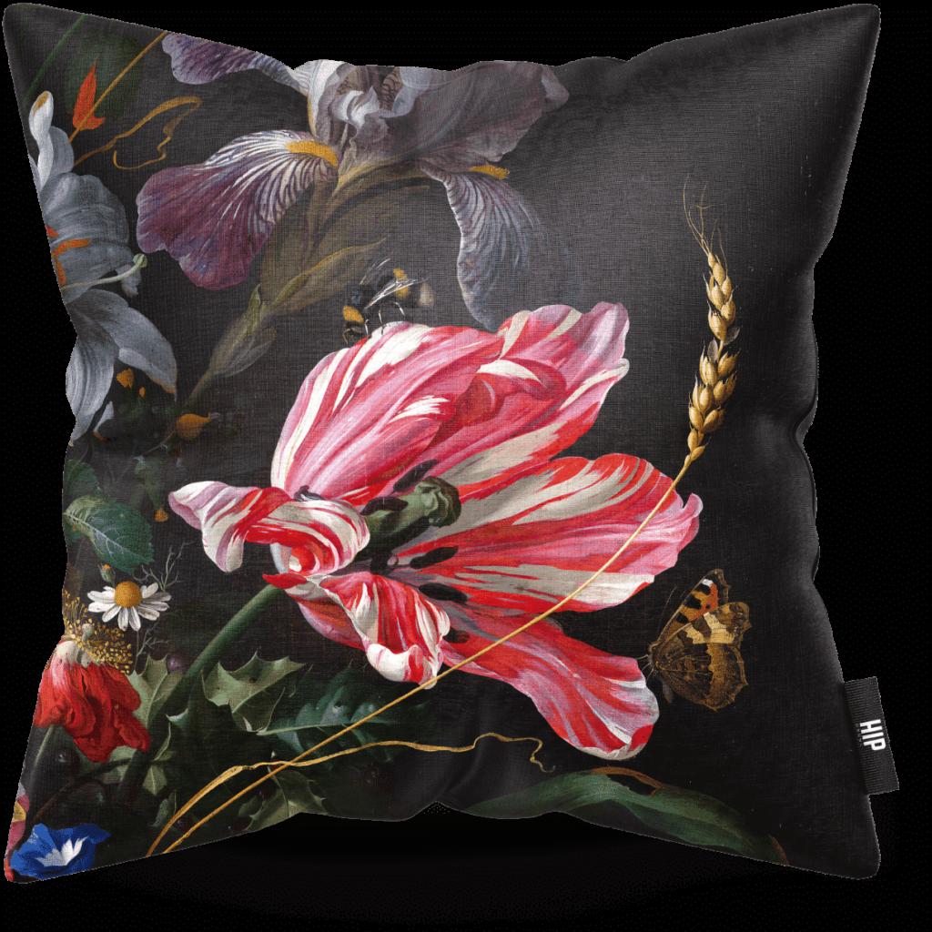 HIP ORGNL Vaas met Bloemen Cushion